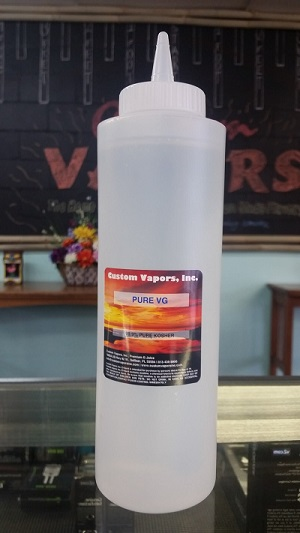 16oz Pure 99.9% Kosher VG